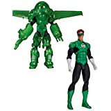 DC Collectibles DC Comics Icons: Green Lantern Hal Jordan Dark Days Deluxe Action Figure