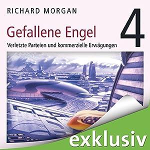 Kovacs 4: Gefallene Engel I Hörbuch