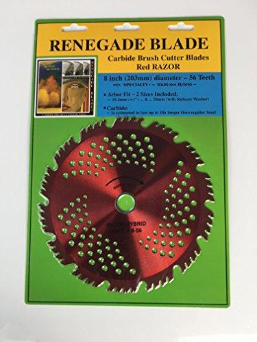 Trimmer Brush Blade - Renegade Blade 1 Blade 8