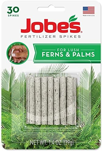 Jobes Fertilizer Spikes Release Package product image
