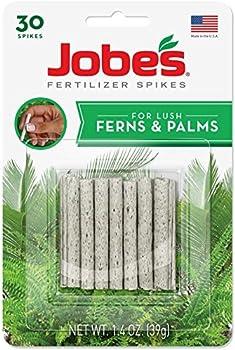 30-Pack Jobe's 05101 Fern & Palm Fertilizer Spikes