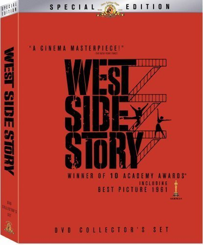 West Side Story (Special Edition Collector's Set) by MGM (Video & - Story Set