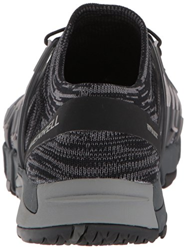 Bare Femme Black Knit Access Merrell Black Noir de Chaussures Flex Fitness UqZd00xRw