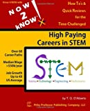 NOW 2 KNOW High Paying Careers in STEM, D'Alberto, T. G., 0988205424