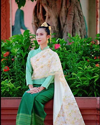 民族 衣装 タイ