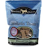 "Healthy Baker Holistic Dog Treats  -  Wholesome and Delicious Treats for Dogs - Lamb & Rice, 2"", 2 lbs."