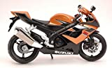 SUZUKI GSXR 1000 MAISTO 1:12 SCALE DIE CAST MODEL
