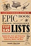Listverse.com's Epic Book of Mind-Boggling Lists, Jamie Frater, 1612432972