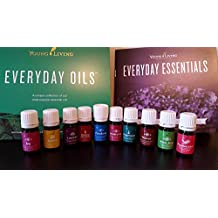 Young Living Everyday Essential Oils Collection with JOY Included