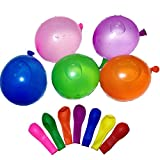 "Rimobul 4.5"" Giant Water Balloons Water Bombs - 500 pack"