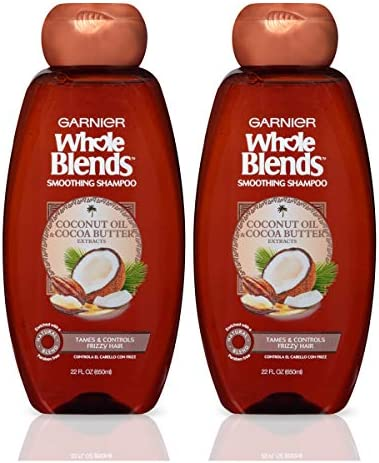Garnier Smoothing Shampoo Coconut Extracts