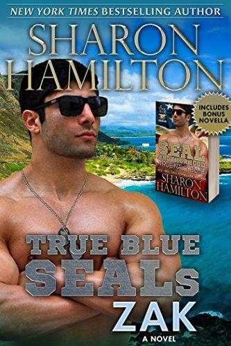 TRUE BLUE SEALS: ZAK: True Navy Blue -