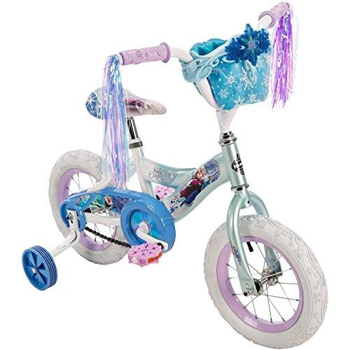 - Huffy 12'' Disney Frozen Girls' Bike by, Ice Blue
