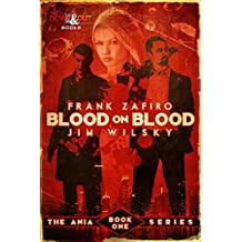Blood on Blood (Ania Series Book 1)