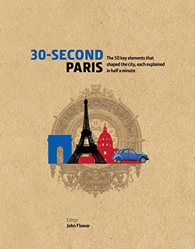 30-Second Paris: The 50 key elements that shaped the city, each explained in half a minute