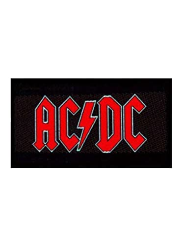 Parche ACDC Red Logo