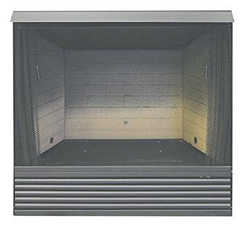 ProCom Trim Kit for ProCom Ventless Fireplace Firebox, Model ...