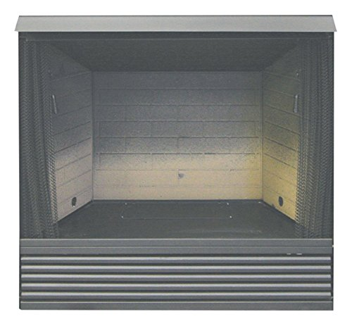 ProCom Trim Kit for ProCom Ventless Fireplace Firebox, Model#: TK32