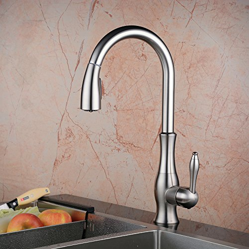 Dual Handle Laundry Faucet - 8