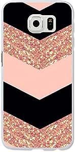 Galaxy S6 Edge Case,Dseason Samsung Galaxy S6 Edge Hard Case **NEW** High Quality Unique Design Protective Shiny pink Kimberly Kurzendoerfer