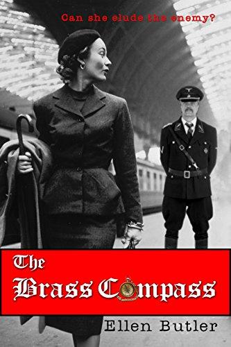 Brass Compass Novel Ellen Butler ebook product image