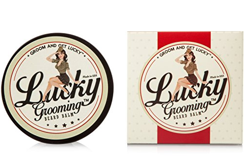 Beard-Balm-Growth-Conditioner-Moisturizer-Lucky-Grooming-Classic-Beard-Balm-Mens-Leave-In-Moisturizing-Facial-Hair-Care-Products-Healthy-Heavy-Duty-Unscented-Growing-Treatment-Accelerator