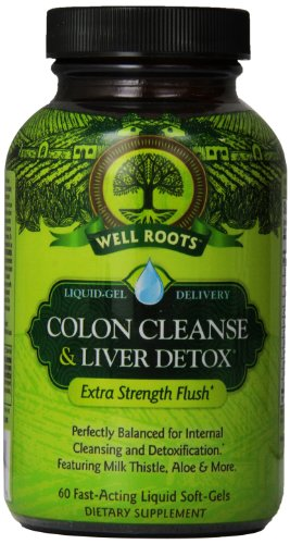 Well Roots Colon Cleanse Supplement