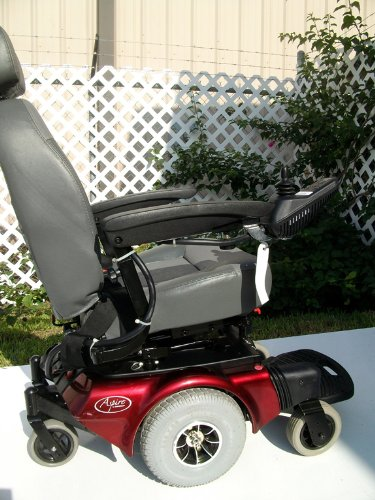 - Quickie Aspire Wheelchair - Used Power Chairs