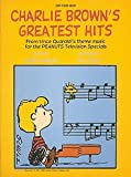 Charlie Brown's Greatest Hits (Easy Piano Songbook)
