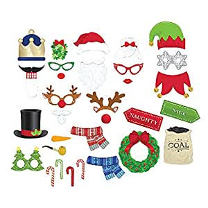 Rolin Roly Christmas Photo Props Fiesta de Accesorios de ...