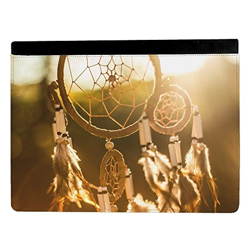 Image Of Native American Dream Cather with Feathers Apple...