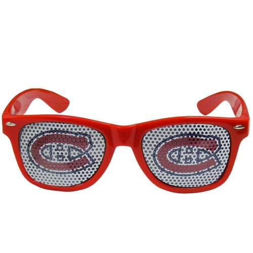 NHL Montreal Canadiens Game Day Shades, - Sunglasses Montreal