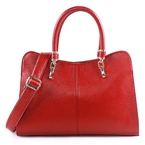 Ladies Red Leather - 3