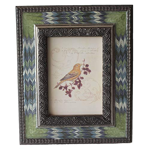Jeco 5 x 7 Patterned Photo Frame from Jeco Inc.