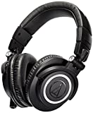 AudioTechnica-ATHM50x-Professional-Studio-Monitor-Headphones