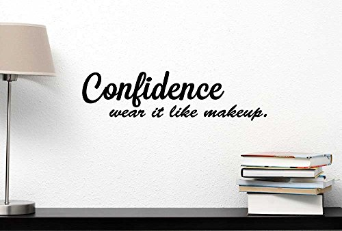 Ideogram Designs Confidence Wear It Like Makeup