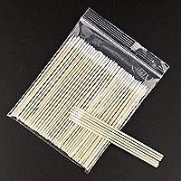PRESKBOO Microblading Cotton Swab, Pointed Cotton Swabs, Microblading Cotton Tipped Applicator,Tattoo Permanent Supplies…