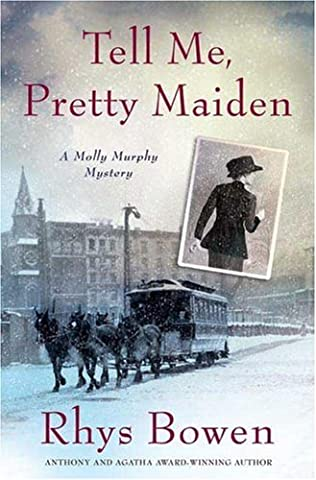book cover of Tell Me, Pretty Maiden