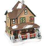 Department 56 Christmas Story Village Ralphies Casa de construcción con Luces
