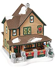 Department 56 Christmas Story Village Ralphies House