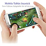 SMAZ LIFE NEW Game Controller for iPad Phone Mobile Joystick Touch Screen Joypad Tablet Funny Game Controller Black