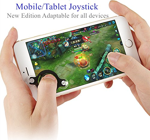 Cheap Joysticks SMAZ LIFE NEW Game Controller for iPad Phone Mobile Joystick Touch Screen..