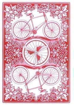 Caja de barajas BICYCLE League back (12 Rojo): Amazon.es: Juguetes ...