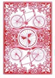 Red Bicycle League Back Playing Cards - International Edition by USPCC by USPCC