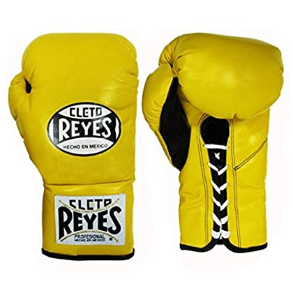 Image of Boxing Gloves Cleto Reyes Professional Fight Gloves - Official/Safetec