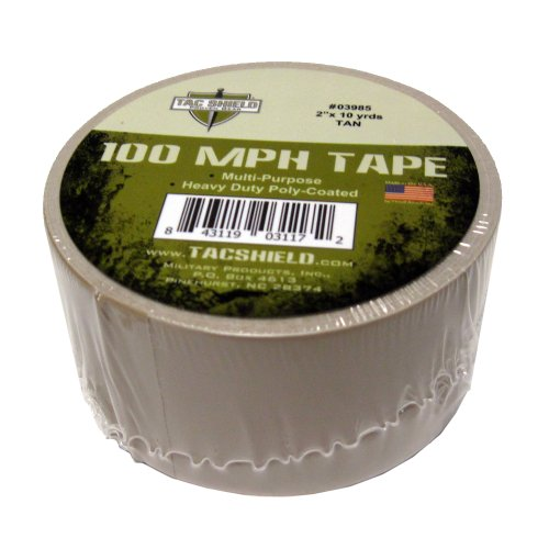 Tac Shield Heavy Duty Tape, Tan