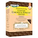 Addiction Country Chicken & Apricot Grain Free Dehydrated Dog Food, 2 lb.