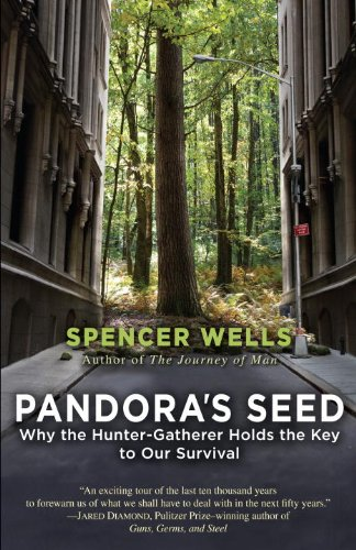 Pandora's Seed: The Unforeseen Cost of Civilization cover