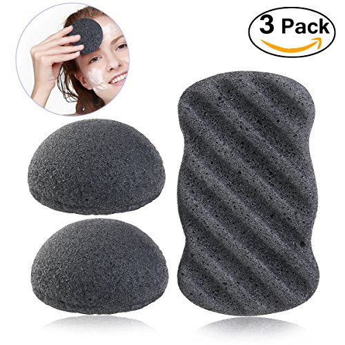 pixnor-konjac-sponge-all-natural-facial-body-sponges-with-activated-bamboo-charcoal-3-pack