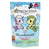 Claire's Girl's Neon Star by tokidoki Mermicorno Plush Clip On Blind Bag